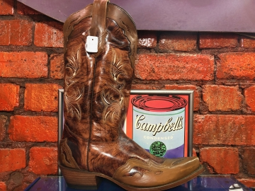 2f66094a56a Mens Footwear - Fashion Cowboy Boots | Waners American Trading Store