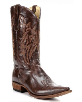 Fashion Cowboy Boot - 5092 Basic Shine - Black - Size 07-15