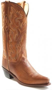 Cowboy Boots - 1529 Mens Tan Cowboy - Tan - Size 07-13