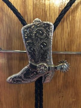 Bolo Ties - Cowboy Boot Bolo Tie