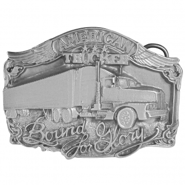 Buckles - American Trucker Buckle
