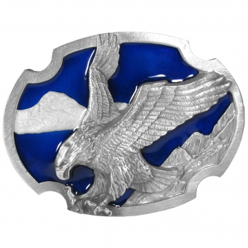 Buckles - Enamel Eagle Buckle