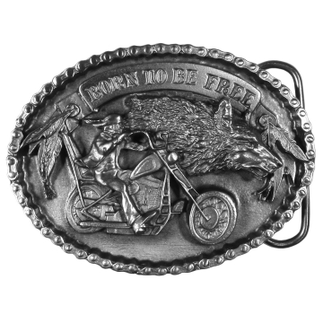 Buckles - Born to be Free Buckle