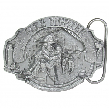 Buckles - Plain firefighter Buckle