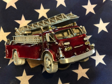 Buckles - Fire Truck Buckle