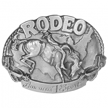 Buckles - Rodeo Buckle