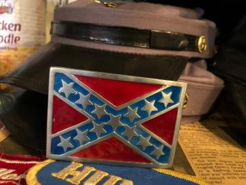 Buckles - Cast Confederate Buckle