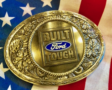 Buckles - Ford Tough Buckle
