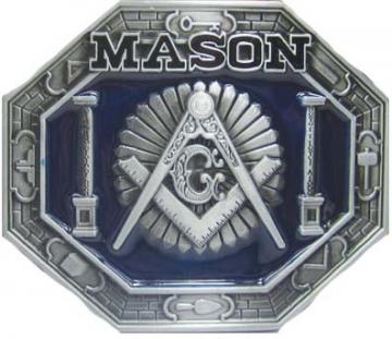 Buckles - Mason Belt Buckle