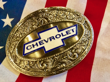 Buckles - Chevrolet Logo Buckle