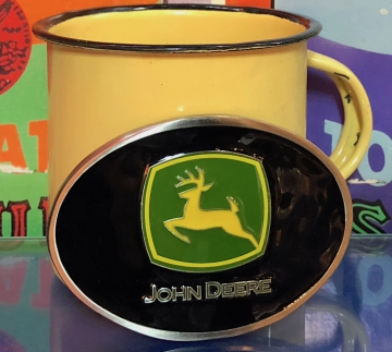 Buckles - John Deere Black Buckle