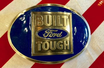 Buckles - Ford Built Tough