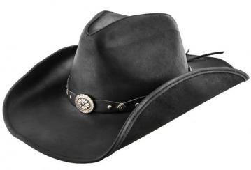 Stetson - Roxbury Stetson Black Cowboy Hat - Black - S-2XL