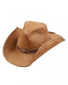 Stetson - Roxbury Stetson Rust Cowboy Hat - Rust - S-2XL