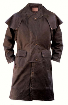 Dusters - Brown Low Ride Duster - Brown - Size M-3XL