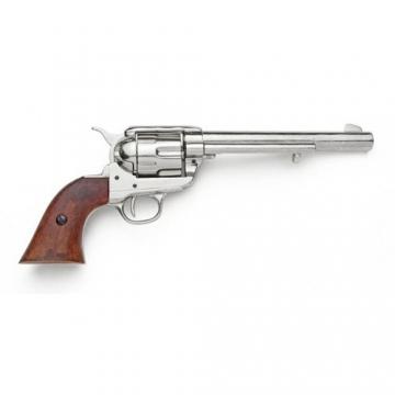 Guns - Pistol Cart Cavalry Nickel