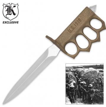 Knives - 1918 WWI Trench Knife Replica