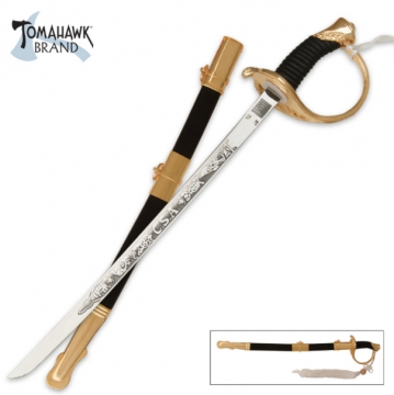 Knives - Historical CSA Cavalry Saber Replica Sword
