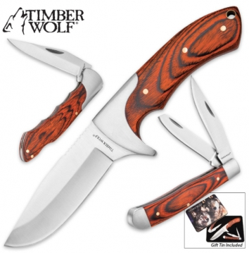 Knives - Timber Wolf
