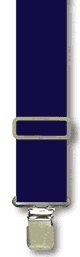 Suspenders - Royal Blue - M-XXL