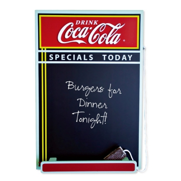 Decorative - Coke Chalkboard