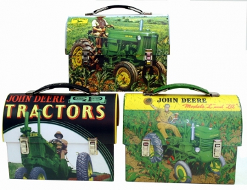 Tins - John Deere Workman Carry All