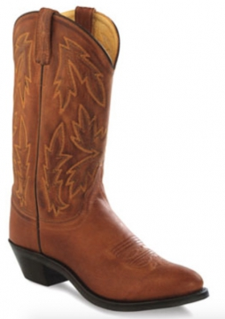 Cowboy Boot - 2029 Tan Ladies Boot - Tan - 6-10