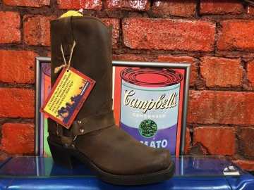 Cowboy Boot - 594 Gaucho Crossroad - Gaucho - 6-10