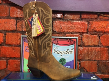 Cowboy Boot - 3514 Ladies Boot - 6-10