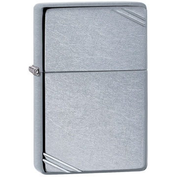 Zippo Lighter - Street Chrome Lighter