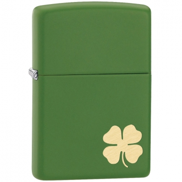Zippo Lighter - Shamrock Lighter