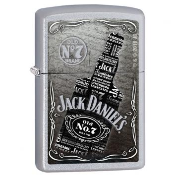 Zippos- 205 Jack Daniels Zippo