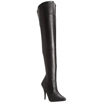 Ladies Fashion Boots - 3010 Seduce Black Pat Boot - Black PAT- Size 6-13