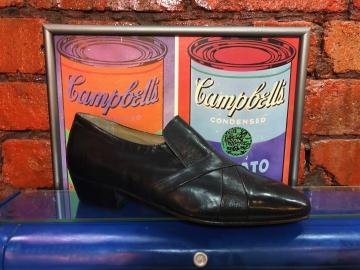Dress Boot - Mens Shoe - Black - Size 07-12