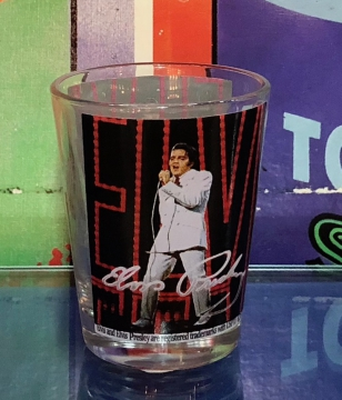 Glassware - Elvis Shot glass