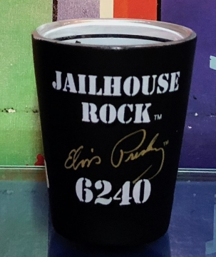 Glassware - Jailhouse Rock Shot glass
