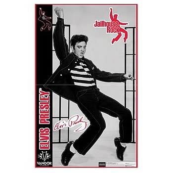 Novelties - Elvis Life Size