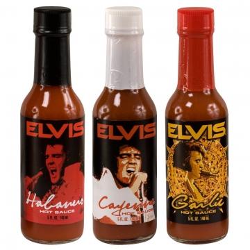 Novelties- Elvis Cayenne Southern Sauce