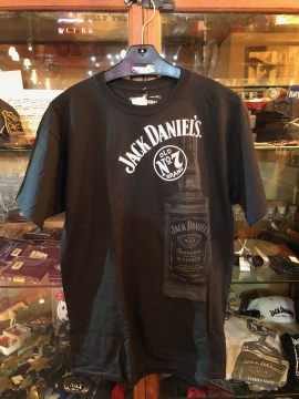 Attire - JD Black T shirt - Black - Size S-XXL