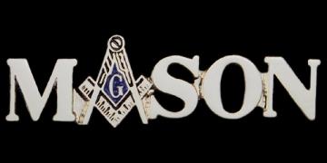 Accessories - Mason Silver Pin