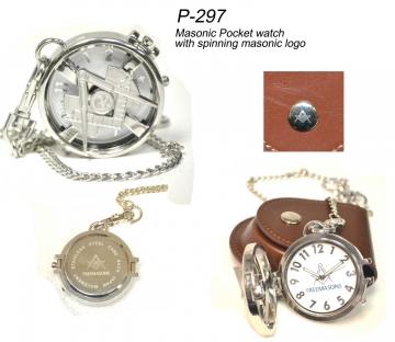 Novelty - Masonic Spin Packet