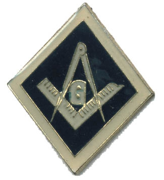 Accessories - Masonic Lapel Pin
