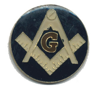 Accessories - Mason Lapel Pin