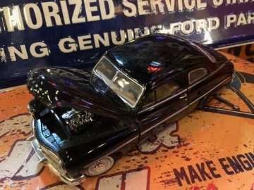 Metal Diecast Cars - 1:24 Ford Coupe