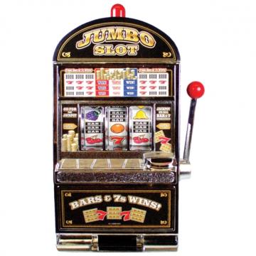 Slots - Jumbo Slot Bank